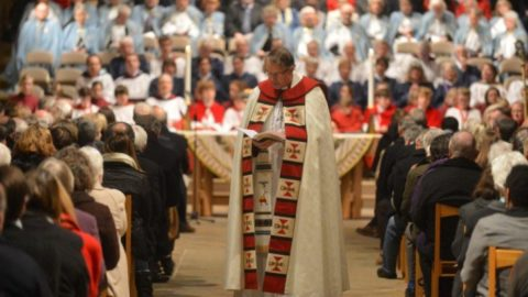 American Bishop Explains How Religion Is 'Made Up' & Used To Control People