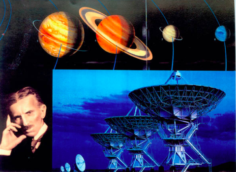 A Rare Glimpse Into Nikola Tesla's Communication With Extraterrestrials