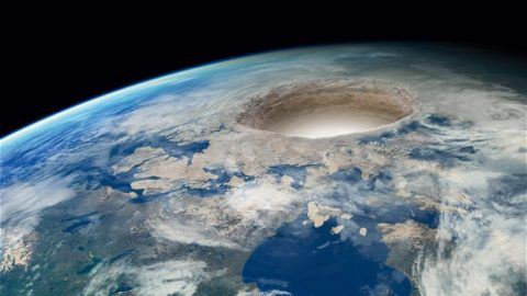 A Description Of 'Hollow Earth' According To Ancient Tibetan Buddhism