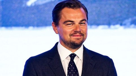"Leonardo DiCaprio Calls For A ""Ban On Beef"""