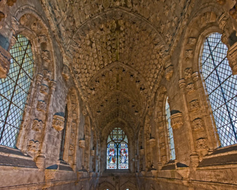 The Da Vinci Code's Musical Secret: The Rosslyn Chapel
