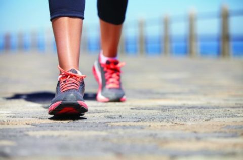 Why You Should Aim To Take At Least 10,000 Steps A Day