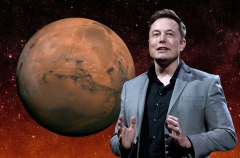 Elon Musk Reveals His Plan for Colonizing Mars