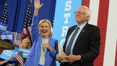 Julian Assange Drops Another Political Truth Bomb About US Politics? Why Bernie Sanders Really Endorsed Hillary Clinton