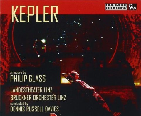Philip Glass: Cosmic Symphony to Johannes Kepler