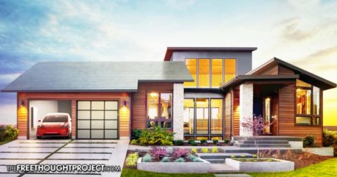 Elon Musk to Completely Revolutionize the Energy Industry with New Tesla Solar Roof
