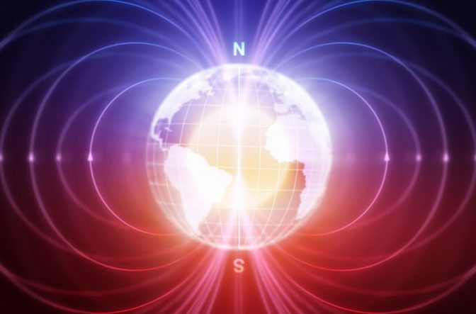 Scientists: Earth's Magnetic Fields Carry Biologically Relevant Information That 'Connects All Living Systems' Magnetics759x500-672x443