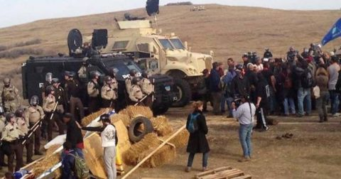 Sheriffs Across US Refusing to Send Police and Equipment to DAPL as Outrage and Costs Grow