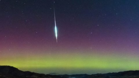 The Taurid Meteor Shower Is Peaking: Watch For Fireballs!