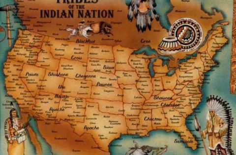 A Harsh Reminder of What Really Happened to Native Americans as we Stand With Standing Rock