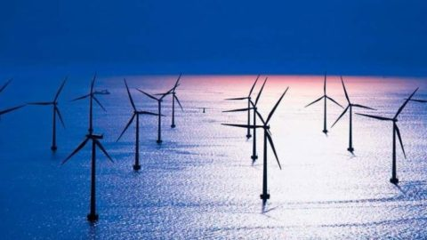 Take A Look At America's First Offshore Wind Farm