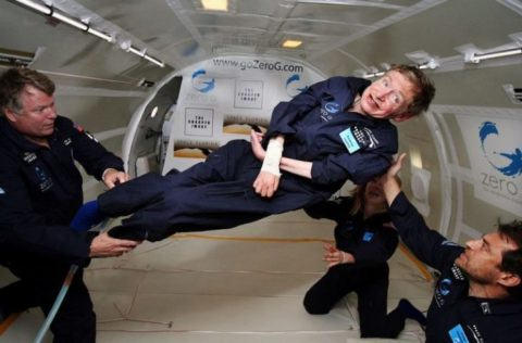 NASA & Stephen Hawking Teaming Up to Send a Tiny Ship to Alpha Centauri