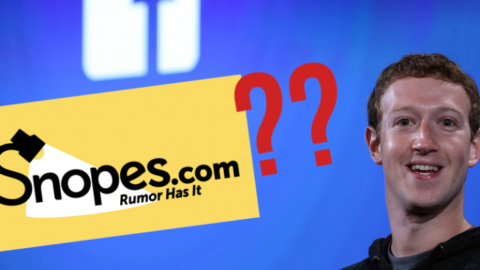 Facebook To Use Snopes, ABC News, & More To Fact Check & Bury 'Fake News' Stories