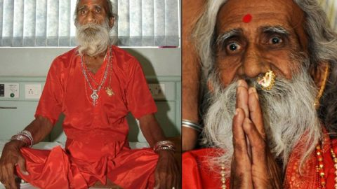 Indian Man Claims To Have Not Eaten Or Drank Any Liquids For 70 Years. Science Examines Him
