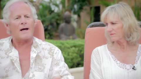 THRIVE Creators Foster & Kimberly Gamble Talk About Their Journey With Plant Medicine