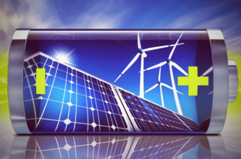 Stanford Engineers Designed A Low-Cost Battery For Storing Renewable Energy