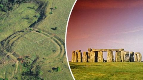 "Mysterious Ancient ""Stonehenge-Like"" Circles Found In Amazon Rainforest"