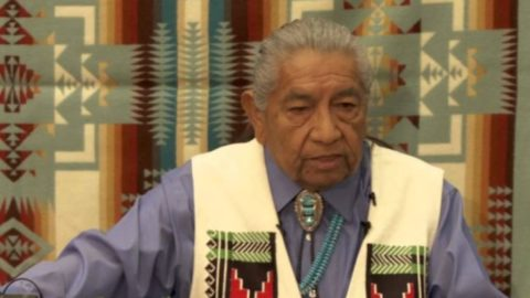Zuni Elder Shares Ancient Knowledge About Our Future Relationship With Extraterrestrials