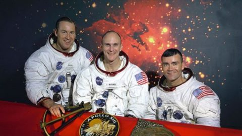 U.S. Air Force Colonel Blows Whistle On Extraterrestrial Involvement With Apollo 13