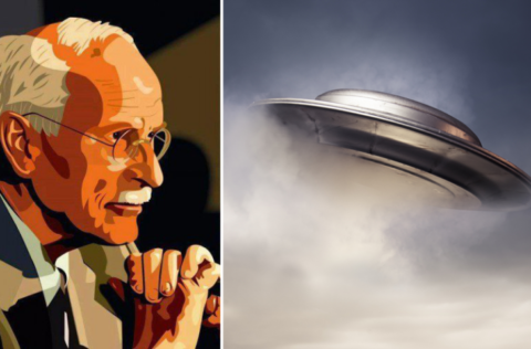 New Cia Document Reveals Carl Jung Accused The Air Force Of Withholding Information On Ufos