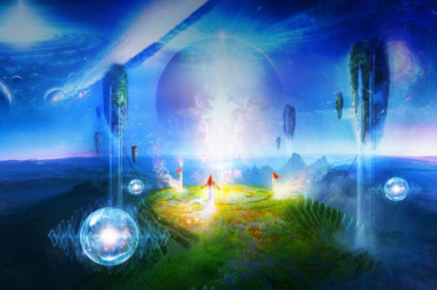 The Guiding Elements of Ancient Futures : NewEarth Festival Bali