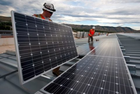 In 2016, Solar Employed More People in Electricity Generation Than Gas, Coal, & Oil COMBINED