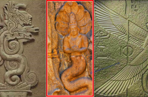 The NAGA: Reptilian Type Beings Featured In Many Cultures Around The World