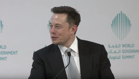 "Elon Musk: ""IF There Are Super Intelligent Aliens, They're Probably Already Observing Us"""