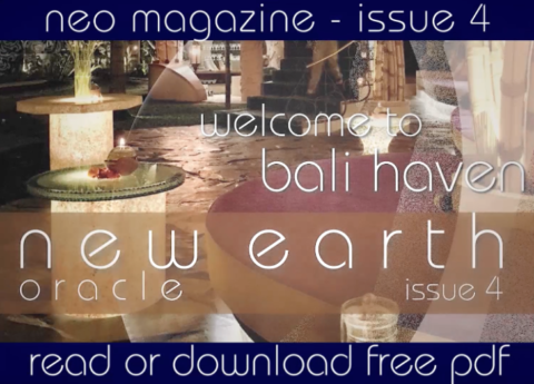 New Earth Oracle Magazine Issue # 4