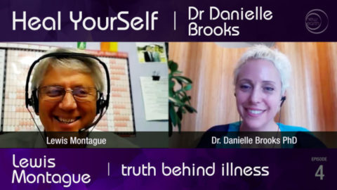 Heal Yourself: The Truth Behind Illness with Lewis Montague
