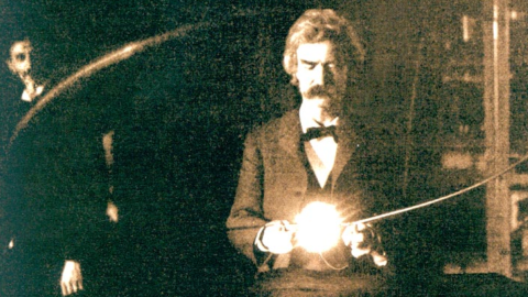 11 Very Rare & Fascinating Images Of Nikola Tesla