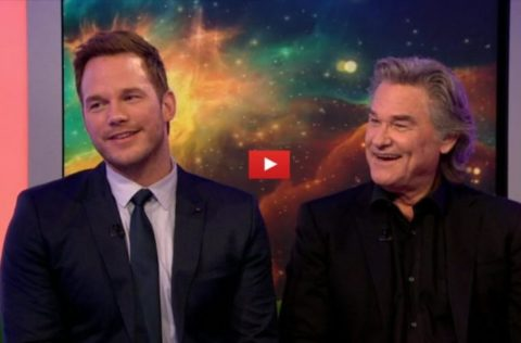 Crowd Goes Silent As Actor Kurt Russell Shares His UFO Experience From Phoenix In 1997