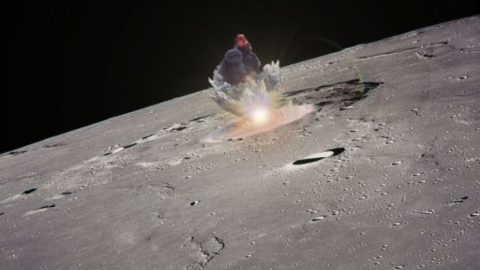 The United States Tried To Detonate A Nuclear Weapon On The Moon & Somebody Responded When We Did