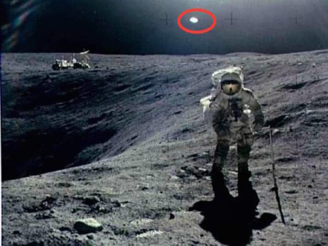 """They're Parked on The Side of the Crater – They're Watching Us!"" – When Neil Armstrong Landed On The Moon"