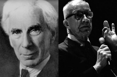 Buckminister Fuller & Bertrand Russel On Why We Should Work Less, And Live & Learn More
