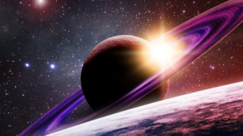 "Ex NASA Scientist Says Large Spherical UFOs Are ""Proliferating"" Within The Rings Of Saturn"