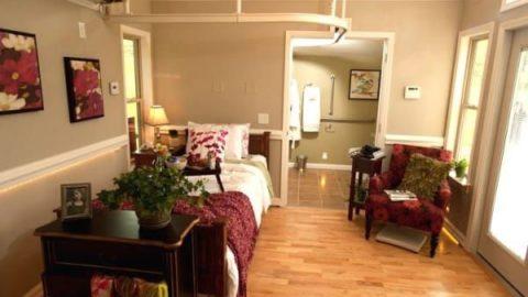 'Granny Pods' That Offer Senior Citizens A Tiny Home Alternative