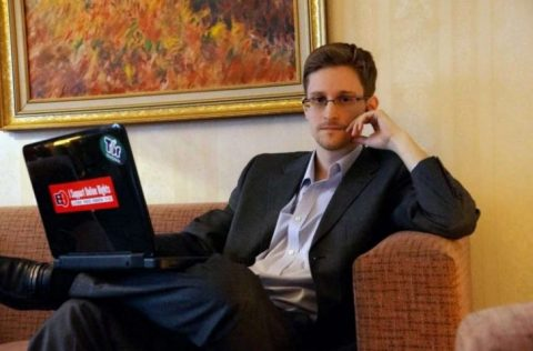 "Edward Snowden: ""KNOWLEDGE Has To Originate From Somewhere, And That Can't Be A Classroom."""