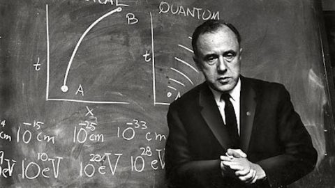 CIA Document Shows The Agency Recruited Legendary American Physicist, John Wheeler, To Study UFOs
