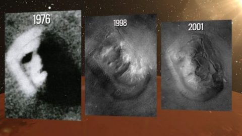 Ex NASA Scientists Share Concealed Information About The Face & Pyramid Found On Mars