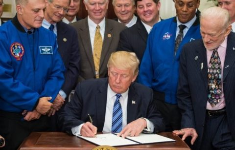 Donald Trump Re-Forms The National Space Council: Where Does This President Stand On UFOs?