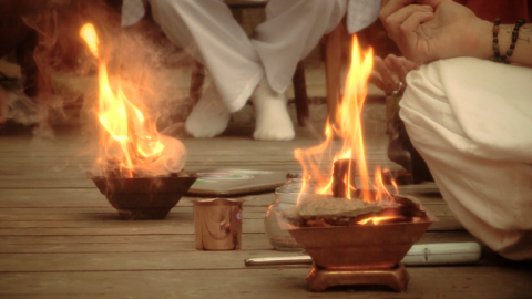 AGNIHOTRA ASH and BIOCHAR: Ancient Remedies for Today's Soil