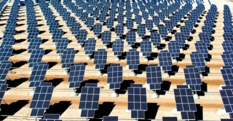 Cheaper Solar Power Forces World's Largest Coal Company to Close 37 Mines