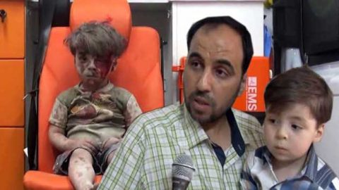 Father Of Famous Aleppo Boy Just Exposed How The US & White Helmets Lied To The World