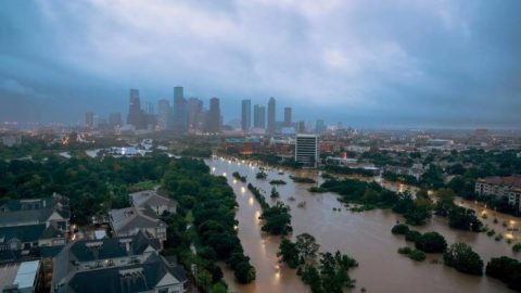 Thousands of Water Rescues Underway as Catastrophic Flooding Hits Houston