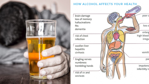 This Psychiatrist's Take On Alcohol May Make You Never Want To Drink Again