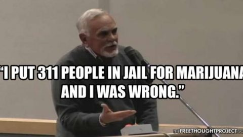 'I Was Wrong': Judge Admits Jailing People for Pot 'Haunts' Him After Cannabis Saved His Life