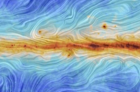 For The First Time, Astronomers Have Found A Giant 'Magnetic Bridge' Between Galaxies