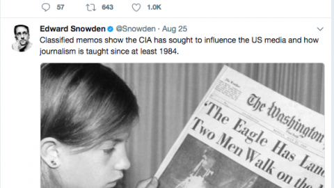 Document Surfaces Showing CIA's Plans To Infiltrate Academia & Change University/College Curriculums