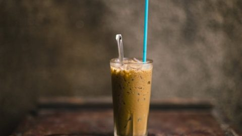 Healthy Ice Blended Mocha Java (Recipe)